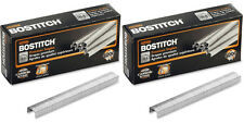 """Bostitch B8 PowerCrown Premium Staples 0.25"""" Leg Full-Strip (STCR21151/4) 2 Pa"