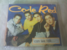 CODE RED - CAN WE TALK - PROMO CD SINGLE