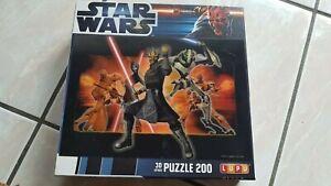 Star Wars 3D Puzzle 200 Teile     334/z131 gebraucht- gepflegt