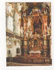 Die Wies Wallfahrtskirche Postcard Germany 561a
