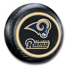 St. Louis Rams Large Spare Tire Cover [NEW] NFL Car Auto Wheel Nylon CDG