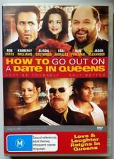 How To Go Out On A Date In Queens (Rob Estes) DVD in GREAT condition (Region 4)