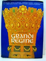 """Cartonato """"Grandi Regine"""" 1a edizione Settembre 1968 Mondatori"""