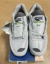 NEW 90s Vintage Hi Tec Silver Shadow X4 Sports Outdoor Trainers Shoes 6.5 UK #3