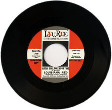 """LOUISIANA RED  """"LITTLE GIRL, TAKE YOUR TIME""""   R&B MOVER    LISTEN!"""