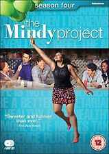The Mindy Project: Season / Series 4 - DVD NEW & SEALED (4 Discs)