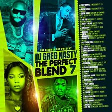 "DJ Greg Nasty - ""The Perfect Blend  7"" mixtape"