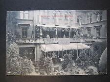 AK Karlskrona Sadshotellets Lagerlund gelaufen 1912 (P 743)
