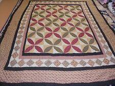 Nice Fall Colors Hummingbird w/Frame Quilt