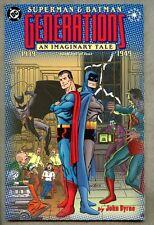 GN/TPB Superman Batman Generations Book 1 John Byrne newsstand variant