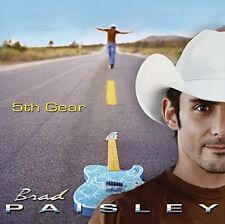 Brad Paisley - 5th Gear [New CD]