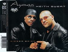 AYMAN FEAT. KEITH SWEAT : DIESER BRIEF / 4 TRACK-CD (EASTWEST RECORDS 2000)