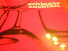 "7"" SCHLAGERCOCKTAIL - Various Artists ,Sans Souci GPK-800"