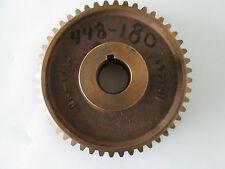 Van Norman Boston Bronze Headstock Worm Gear GB1073 (448-180)