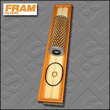 SERVICE KIT for MERCEDES C200K W203 2.0 16V FRAM OIL AIR FILTERS (2000-2002)