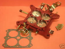 HOLLEY CARB NEW BILLET BASE PLATE  850-1000 cfm  Mechanical or Vacuum secondary
