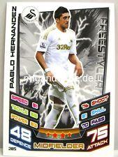 Match Attax 2012/13 Premier League - #285 Pablo Hernandez - Swansea