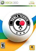 Xbox 360: Rockstar Games Presents Table Tennis (2006)