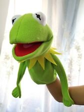 The Muppet Show Kermit the Frog plush hand puppet Toy 40cm