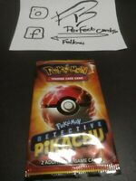 POKÉMON DETECTIVE PIKACHU PROMO FILM 2019 PACKS SEALED (PROMO SM190)  {ENG}