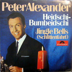 Single / PETER ALEXANDER / POLYDOR / DE PRESS / 1965 / RAR /
