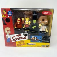 The Simpsons Treehouse of Horror Ironic Punishment Interactive Playset Toys R US