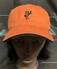 ASHWORTH GOLF APPAREL Orange Fitted/ Hat Size L-XL
