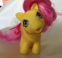 My Little Pony Vintage G1 Baby Flicker Drink 'N Wet Ponies