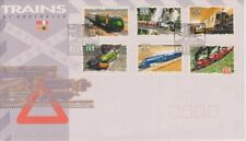Trains, Railroads