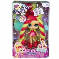 """Candylocks STRAW MARY 7"""" Deluxe SUGAR STYLE DOLL Scented Collectible"""