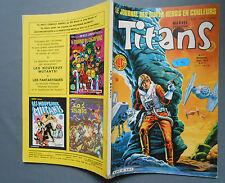 ► TITANS N°67 - LUG - Aout 1984