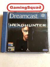Headhunter Sega Dreamcast, Supplied by Gaming Squad