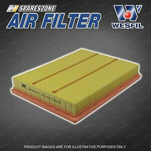 Wesfil Air Filter for Ford Focus SA 1.5L 2.3L Petrol 4Cyl DOHC 12V DOHC 16V