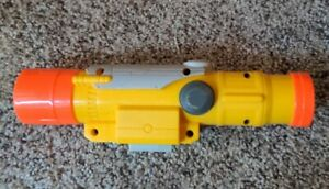 Nerf Longshot CS-6 Tactical Scope Yellow And Orange