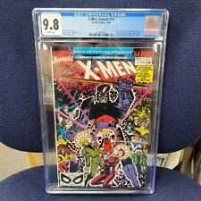 X-Men Annual 14 CGC 9.8!!! 1st appearance of Gambit!!! Marvel Comics 1990!!!