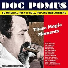 Various Artists - These Magic Moments: Songs Of Doc Pomus / Various [New CD] Spa