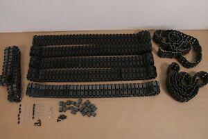 Model 3918 USA Abrams M1A2 1/16? 1/18? RC Tank Plastic Tracks RC Treads