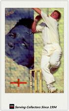 1998/99 Select Cricket Hobby Gold Parallel Trading Card No59 Darren Gough -Rare