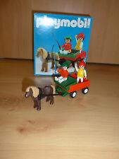 Playmobil 3583 Ponykutsche komplett mit Verpackung