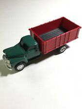ERTL Loose Chevrolet Chevy Stakebed Dually Truck