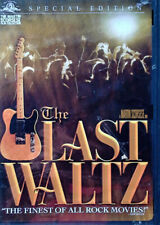 THE LAST WALTZ - MARTIN SCORESE - SPECIAL EDITION DVD