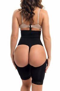 Culotte Fausses Fesses Femme Sexy Slip Push Up Prothese Fessier Ventre Plat Slim