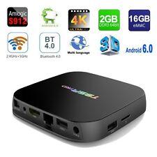 2017 T95R Pro Amlogic S912 Octa Core 2+16G Andorid 6.0 TV BOX WiFi Media Player