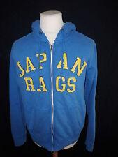 Gilet Japan Rags Bleu Taille S à - 66%