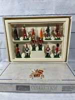 W Britain Collection Metal Figures 1991 Hand Painted Soldiers