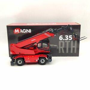 ROS Magni RTH 6.35 SH Rotating Telescopic Handler Diecast Models Collection 1/32