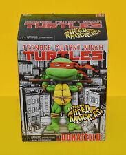 NECA TOYS Head Knockers - TMNT Teenage Mutant Ninja Turtles 2010 - Donatello NEW