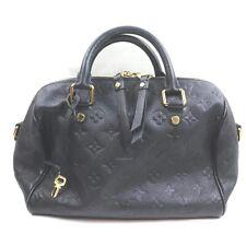 Louis Vuitton Hand Bag M40792 Speedy Bandouriere Monogram Empreinte 1408413