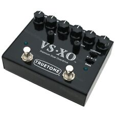TRUETONE VS-XO V3 Premium Dual Overdrive Guitar Effect Pedal Visual Sound NEW