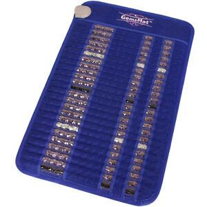 GemsMat FAR Amethyst Mat - Negative Ion Infrared Heating Pad - Mini 32 x 20